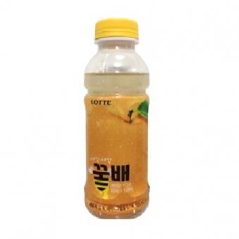 [다다익선] [롯데칠성] 사각사각 꿀배 380ml x 12개 (업체별도 무료배송)