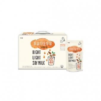 [주말특가] 이롬 두유다운두유 브라질너트 180ml x 15포 (업체별도 무료배송)