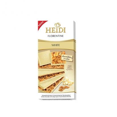 하이디 플로렌틴 화이트 초콜릿 100g