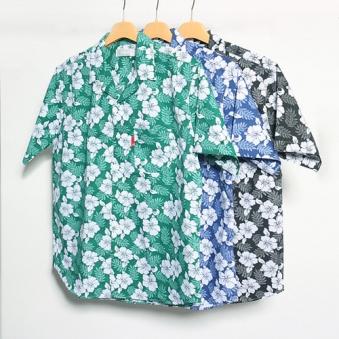 [only 1%] 하와이안 오버핏 셔츠 (업체별도 무료배송)