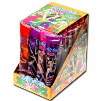 [다다익선] 비비 립글로스 캔디 30g x 12개 (3가지맛 랜덤) (업체별도 무료배송)