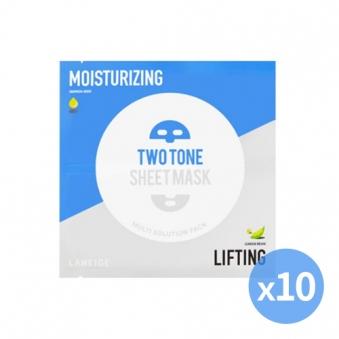 [다다익선][라네즈] 리프팅 마스크팩 28ml X 10매 (투인원) (업체별도 무료배송)