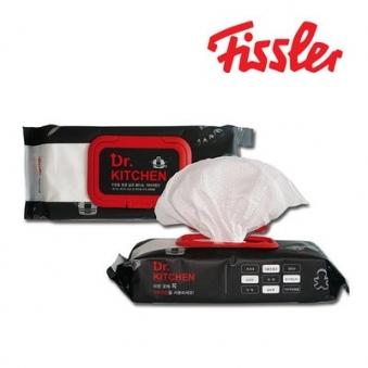 [1+1] 한정수량 35개 Dr.kitchen X FISSLER 주방용 일회용 행주 (업체별도 무료배송)