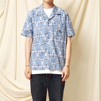 [only1%] 하와이안 레어 반팔 셔츠 (업체별도 무료배송)