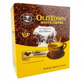 [다다익선] [올드타운] 화이트 커피&크리머 250g x 5개 (업체별도 무료배송)