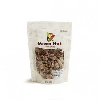 [다다익선] [그린너트] 유기농 허니버터맛 아몬드 200g x 5개 (업체별도 무료배송)