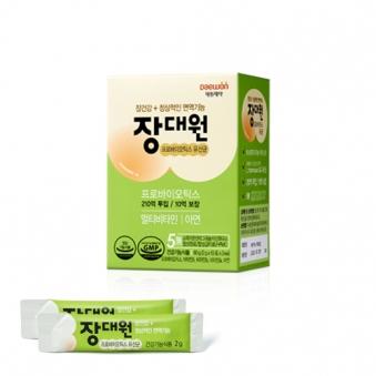 [주말특가][대원제약] 장대원 프로바이오틱스 유산균 (2g*10포X3ea) (업체별도 무료배송)