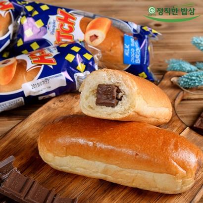 [1+1] 프랑스 밀크초코빵 브리오쉬 38.75g*10개 (업체별도 무료배송)