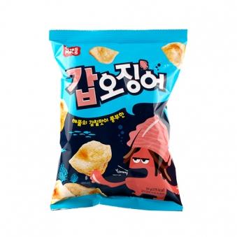 갑오징어 해물맛 스낵 50g