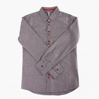 [only 1%] 나르빅 컬러단추 셔츠 (업체별도 무료배송)
