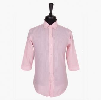 [only 1%] 시어커서 슬림 7부 셔츠 (업체별도 무료배송)