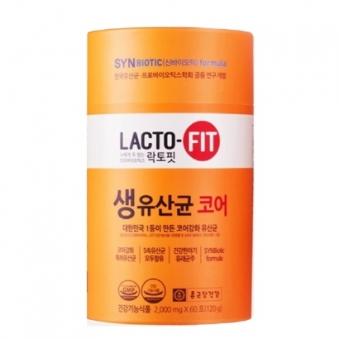 [주말특가] 종근당건강 락토핏 생유산균 코어 2g*60포 (업체별도 무료배송)