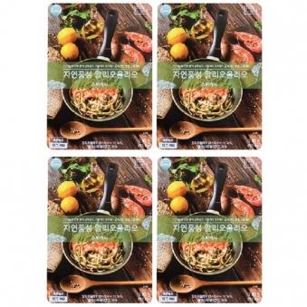 자연품성 알리오올리오 230g x 4팩 (업체별도 무료배송)