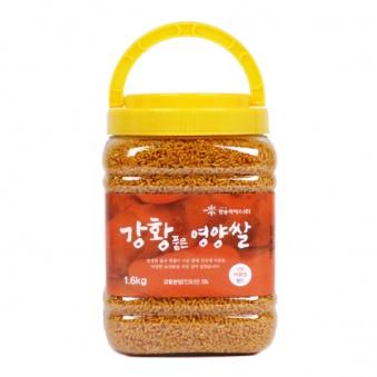 강황품은 영양쌀 1.6kg x 2개 (업체별도 무료배송)