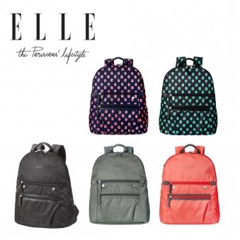 [주말특가] [ELLE] 로리앙 캐쥬얼 백팩 5가지색상 택1 EC19101 (업체별도 무료배송)