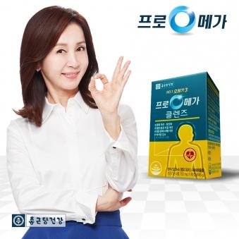 종근당건강 프로메가 클렌즈 750mg*60캡슐 (업체별도 무료배송)