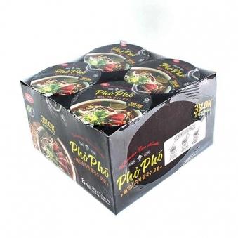 [다다익선] 베트남 즉석 쌀국수 포포 컵 70g x 16개 (업체별도 무료배송)
