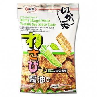 [주말특가] 미니 이카고로모 와사비 간장맛 27g x 20봉 (업체별도 무료배송)