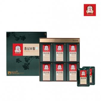 [정관장] 홍삼보활 40ml*30포 + 쇼핑백포함 (업체별도 무료배송)