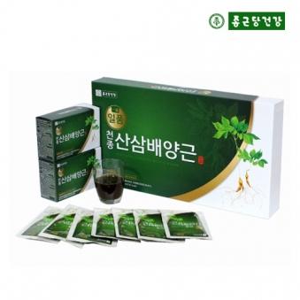 [종근당건강] 일품 천종산삼배양근 70ml*30포 + 쇼핑백포함 (업체별도 무료배송)