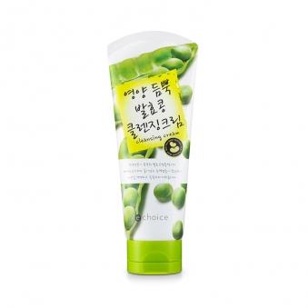 [이초이스] 영양듬뿍 발효콩 클렌징 크림 130g