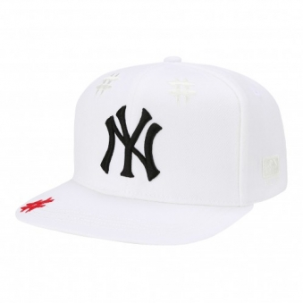 [,MLB] 뉴욕 양키즈 빈트릴 스냅백 72CPY4711-50W (업체별도 무료배송)