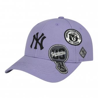 [MLB] 키즈 뉴 컬러 와펜 커브캡 72CPC1831-50T (업체별도 무료배송)