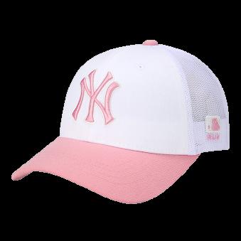 [MLB] 키즈 뒷판 캐릭터 메쉬 커브캡 72CPMC831-50U (업체별도 무료배송)