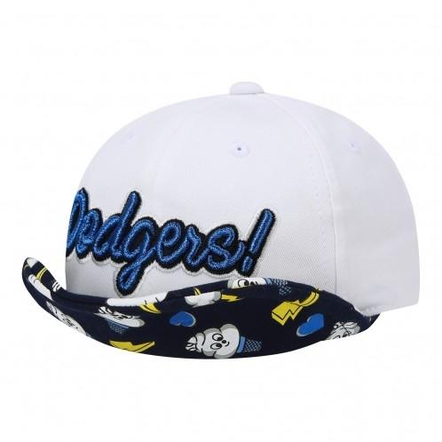 [MLB] 키즈  LA다저스 와이어챙 모자 72CP12831-07V (업체별도 무료배송)