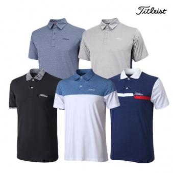 [타이틀리스트] 남성 카라 티셔츠 15종 택1 (업체별도 무료배송)
