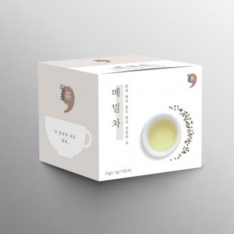 [다다익선] [쉼표] 메밀차 10T x 30박스 (업체별도 무료배송)
