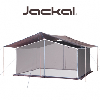 [국내최저가] [JACKAL] 쟈칼 선셋 타프쉘 JKTP170102 모기장포함 (업체별도 무료배송)