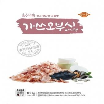 [육수비책] 가쓰오부시 다시팩 100g (업체별도 무료배송)