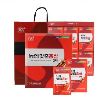 [농협] 맞춤 홍삼진액 70ml*30포 (업체별도 무료배송)