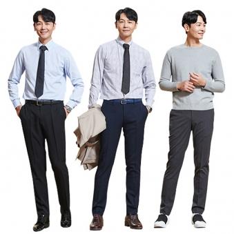 [일부사이즈재입고] [루이바셋] 누적판매 1,000장 남성 NEW 스타일러 어텀 팬츠 3종 택1 (업체별도 무료배송)