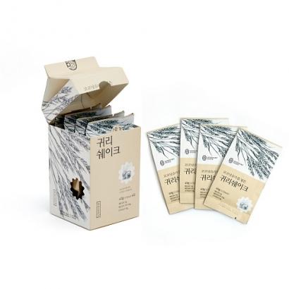 [대형마트상품] 착한습관 귀리쉐이크 40g*4입 x 2박스 (업체별도 무료배송)
