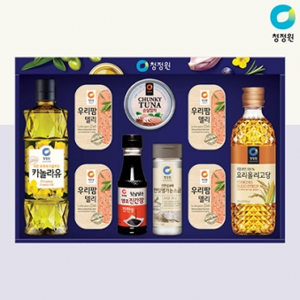 청정원 2019 추석 선물세트 행복9호 (업체별도 무료배송)