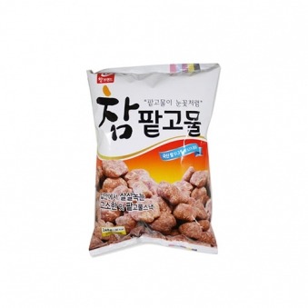 [아리랑후드] 참브랜드 팥고물 과자 240g x 3봉 (업체별도 무료배송)