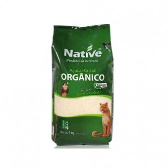 나티브 유기농 갈색설탕 1kg (업체별도 무료배송)