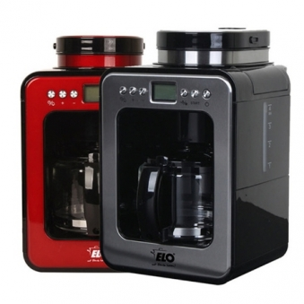 ELO 그라인더 커피메이커(디지털) EL-NCM58AT (업체별도 무료배송)