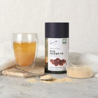 유기농 바오밥열매 가루 200g x 2개 (업체별도 무료배송)