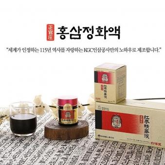 정관장 홍삼정화액 100g*1병 (업체별도 무료배송)