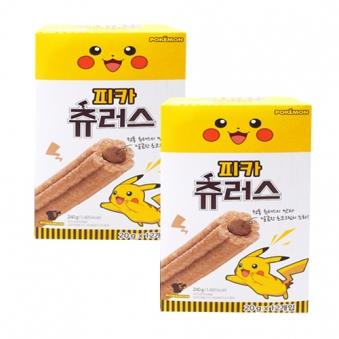 피카 츄러스 240g x 2개 (업체별도 무료배송)