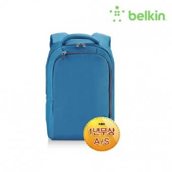 벨킨 뉴슬림 백팩 노트북 가방 블루 F8N893qe (업체별도 무료배송)