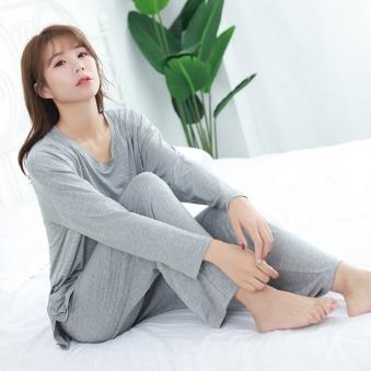 루즈핏 모달 잠옷 9부 세트 라운지웨어 (업체별도 무료배송)