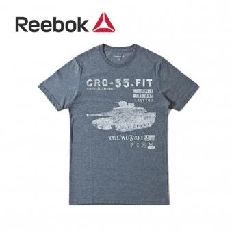 [★리복 의류균일가] 리복 남성 RCF 그래픽 반팔 티셔츠 B87225(RB-B87225-00) (업체별도 무료배송)