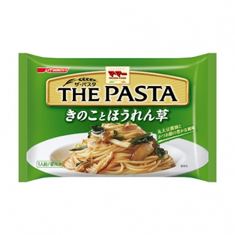 [다다익선] [닛신] 버섯시금치 파스타 280g x 12개 (업체별도 무료배송)
