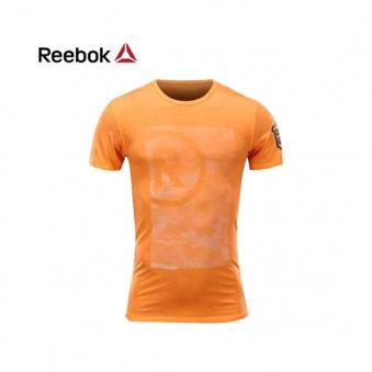 [★리복 의류균일가] 리복 남성 RCF 번아웃 반팔 티셔츠 AI0570(RB-AI0570-00) (업체별도 무료배송)