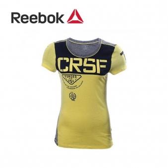 [★리복 의류균일가] 리복 여성 RCF 그래픽 반팔 티셔츠 B86795(RB-B86795-00) (업체별도 무료배송)