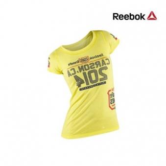 [★리복 의류균일가] 리복 여성 크로스핏 반팔 티셔츠 B82864(RB-B82864-00) (업체별도 무료배송)